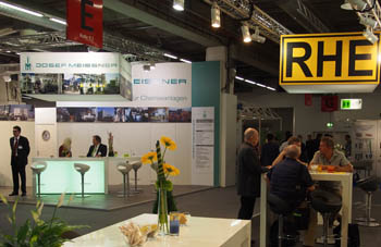 Retrospective: MEISSNER and RHE at ACHEMA 2015
